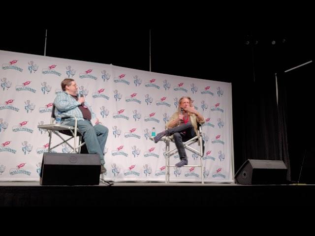 Steve Whitmire Galaxy Con Panel