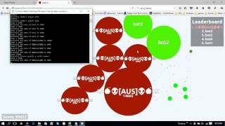 Agar.io Private Server with Commands - Heaps of Mass!!!