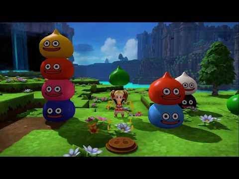 Видео № 1 из игры Dragon Quest Builders 2 [PS4]