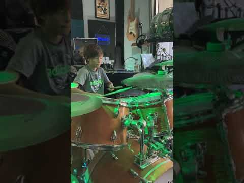 JJ laying it down in-studio lesson Oct. 2021