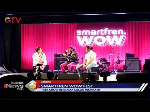 MERIAH! Smartfren 'WOW Fest' Hadirkan Sosok Inspiratif Atta Halilintar dan Kaesang - BIP 11/11