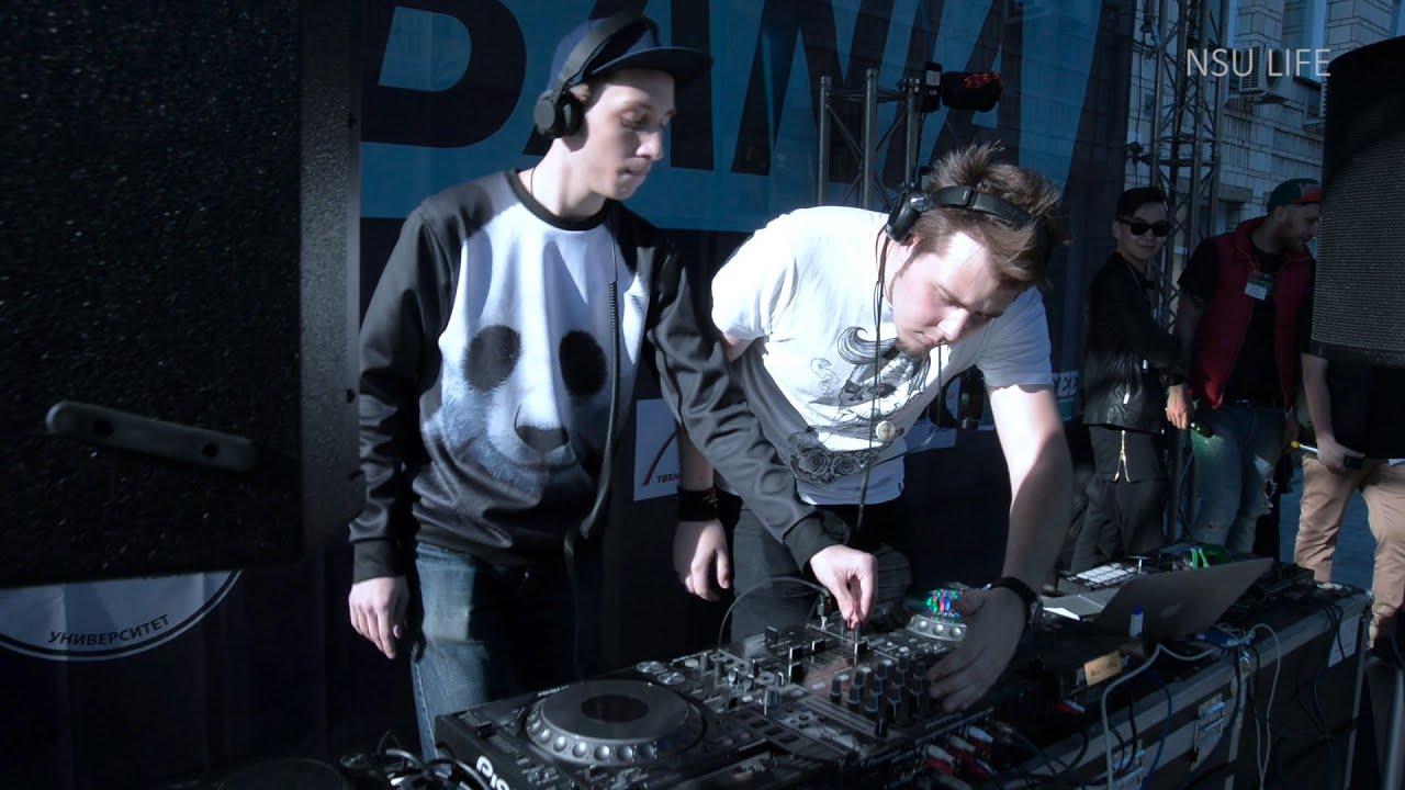 NSURBANIA-2015. DJ-контест