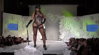 Lingerie Fashion Show At Full Figure Fashion Week