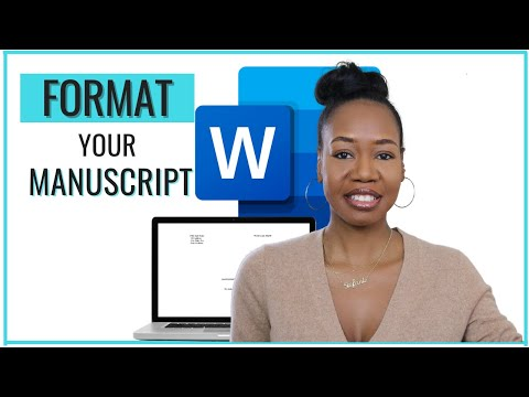 How To Write A Book In Microsoft Word [2021]