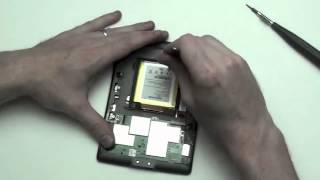 Amazon Kindle 4th Generation Take Apart Repair Guide D01100