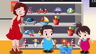 Johny Johny Играть в игру для детей  Пингвины семейные рифмы  - Образовательное видео для детей