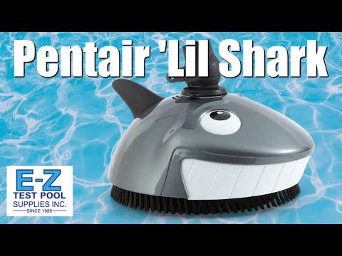 Pentair Kreepy Krauly®  'Lil Shark™ Aboveground Pool Cleaner