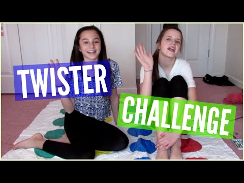 Twister Challenge!!  