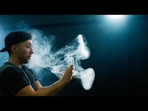 Crazy Vape Tricks