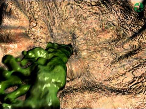 Bulating parasito at pagduduwal