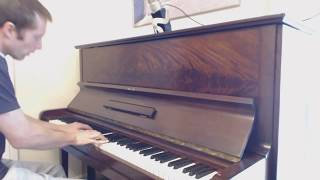 Dry Your Eyes   The Streets   Piano Cover (Instrumental)
