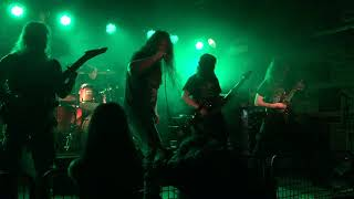 Video Frozen Blood - Fog @ Possonium death fest
