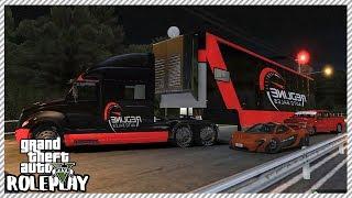 GTA 5 ROLEPLAY - Team Redline Drag Racing | Ep. 496 Civ
