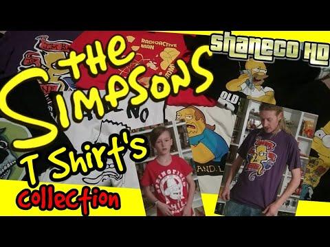 The Simpsons T shirt, shaneco HD