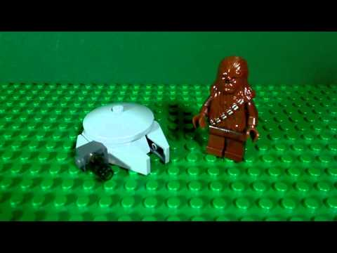 Vidéo LEGO Saisonnier 7958 : Le calendrier de l'Avent LEGO Star Wars 2011
