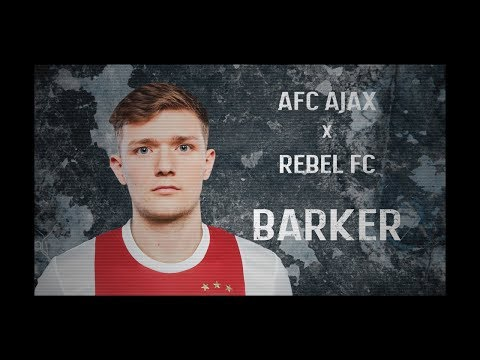 AFC AJAX x REBEL FC #3 | BARKER | 'It's a player?'