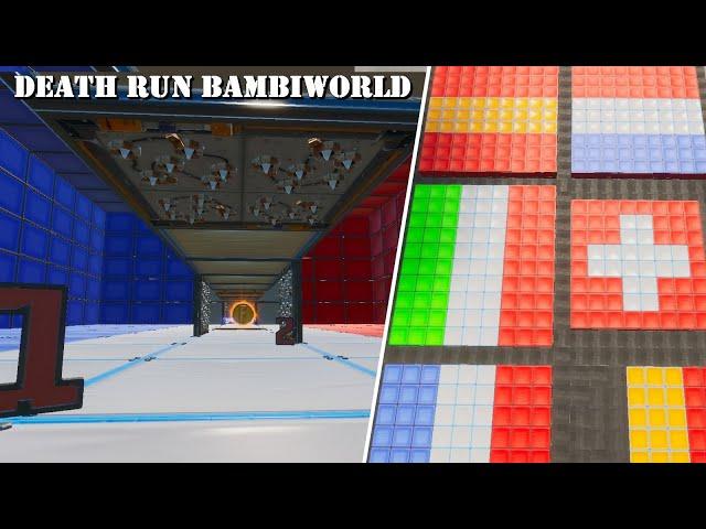 BAMBIWORLD 50 LEVELS DEATH RUN