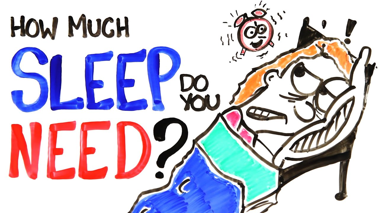How Much Sleep Do You Need To Feel Normal And Healthy?