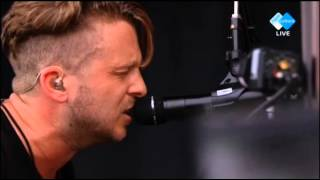 OneRepublic - Apologize / Stay With Me (Pinkpop) - dooclip.me