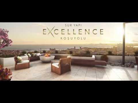 Sur Yapı Excellence Projesi Reklam Filmi