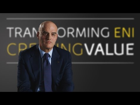 2015-2018 Strategic Plan: Transforming Eni, creating value - Trasformare Eni per creare valore