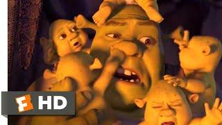 Shrek the Third (2007) - Baby Nightmare Scene (2/10) | Movieclips