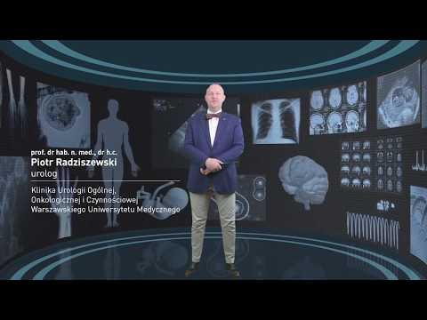 Masaż prostaty gruczolak