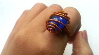 How To Create Pretty Gemstone Rings - DIY Style Tutorial - Guidecentral