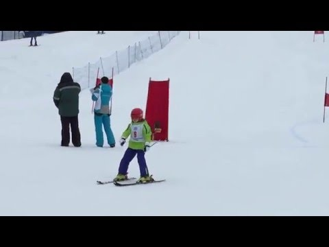 Видео: Видео горнолыжного курорта Северное Бутово в Московская область
