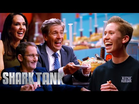 , title : '17-Year-Old's Rapid Success Blows The Sharks Away!   Shark Tank AUS