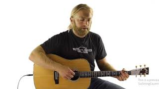 Always On My Mind Guitar Lesson - Willie Nelson