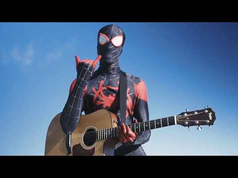 SUNFLOWER - POST MALONE, SWAE LEE ACOUSTIC COVER BY MILES MORALES SPIDERMAN (JAYO)