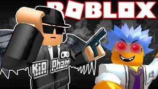 Roblox | ĐIỆP VIÊN CHUYÊN NGHIỆP NGĂN CHẶN GIÁO SƯ ĐIÊN - Become A Spy Obby | KiA Phạm
