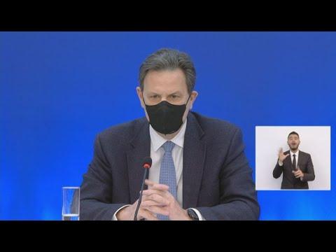 """Παρουσίαση του Εθνικού Σχεδίου Ανάκαμψης και Ανθεκτικότητας """"Ελλάδα 2.0"""""""