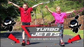 Turbo Jetts Powered Heels
