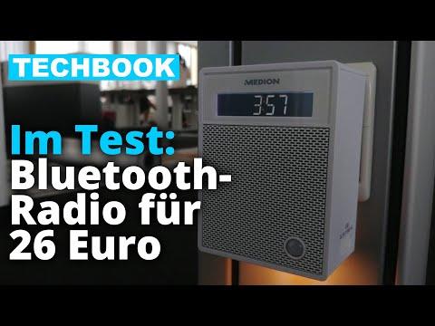 Neu bei Aldi: Bluetooth-Steckdosenradio von Medion im Test   TECHBOOK