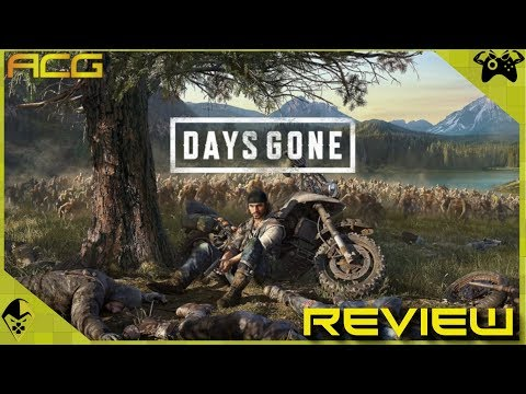 "Days Gone Review ""Buy, Wait for Sale, Rent, Never Touch?"" - YouTube video thumbnail"