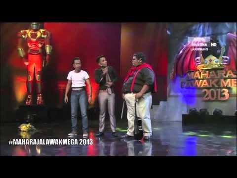 Maharaja Lawak Mega 2013 - Minggu 4 - Persembahan Bocey