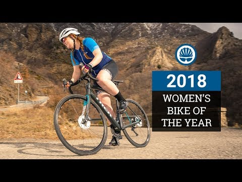 Trek Domane SL6 – Women's Road Bike of the Year Winner 2018