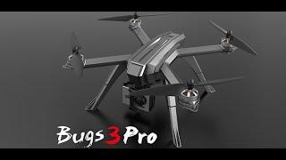 Bugs 3 pro Установка FPV комплекта доработка+ тесты