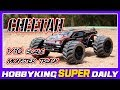 JBLRacing Cheetah 1/10 4WD Off-Road Truggy - HobbyKing Super Dai