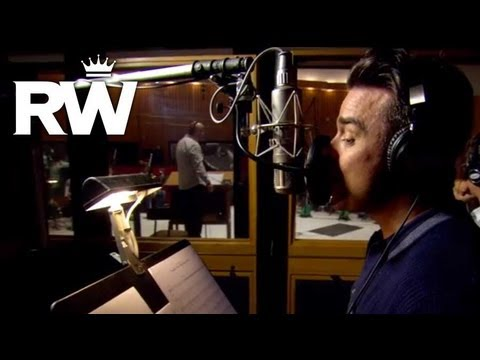 Robbie Williams | Robbie Records 'Puttin' On The Ritz' | Swings Both Ways