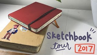 SKETCHBOOK TOUR 2017