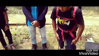 preview picture of video 'Borneo Bacpacker Exploring'