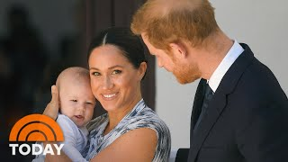 Why Prince Harry And Meghan Markle's Kids Don't Have Royal Titles | TODAY