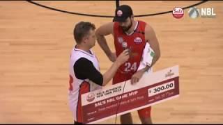 VIDEO: Todd Blanchfield - Sal's MVP