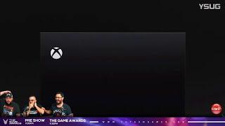 Presentación del Xbox series X en los Game Awards nos dejó loco