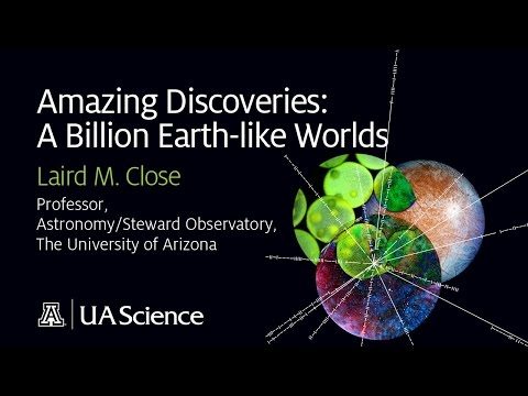 Amazing Discoveries: A Billion Earth-like Worlds