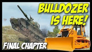► BULLDOZER IS HERE! - Road To WZ-132-1 - World of Tanks WZ-132-1 Gameplay