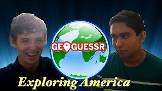 GEOGUESSR #3: Exploring America!